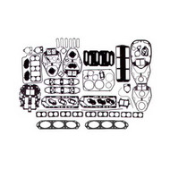 Sierra 18-4317 Powerhead Gasket Set