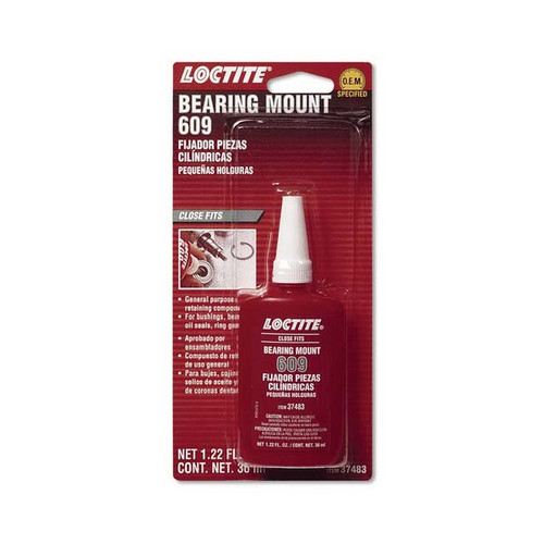 Bearing Mount 609 - General Purpose - Special Order est. 10 Days