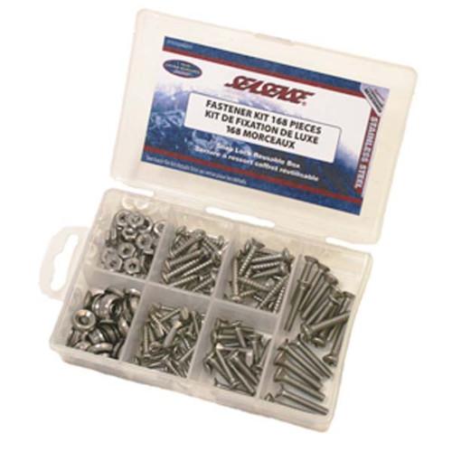 Sea Sense Stainless Steel Deluxe Fastener Kit