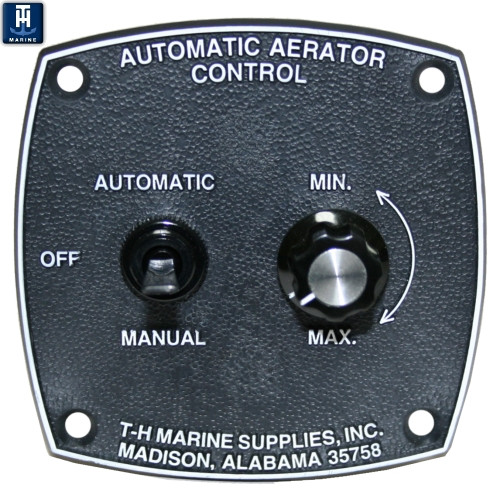 TH Marine Automatic Aerator Timer Control