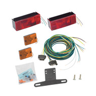 Wesbar Waterproof Trailer Tail Light Kit