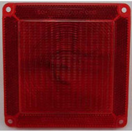Square Tail Light Lens