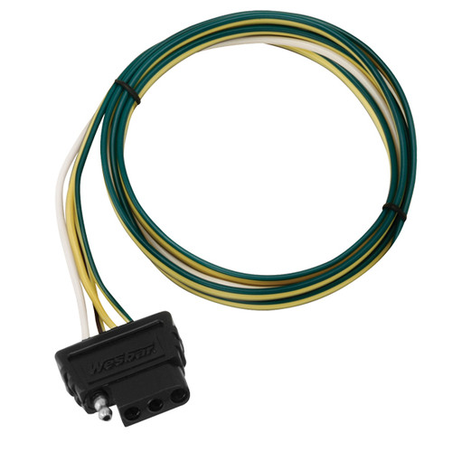 4' Trunk Connector 4-Way Harness