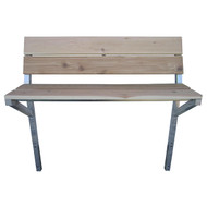 Patriot Docks Cedar Bench Kit
