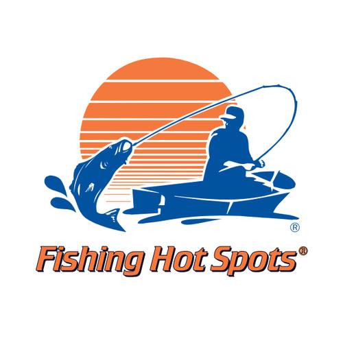 Lake Monroe Fishing Map