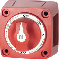 M-Series Battery Switch 1/2/ALL/OFF