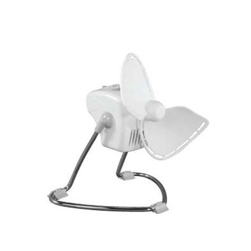 "7"" Caframo Chinook  Fan, 2 Speed-White"