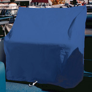 Taylor Made SM Swingback Boat Seat Cover - Blue Poly