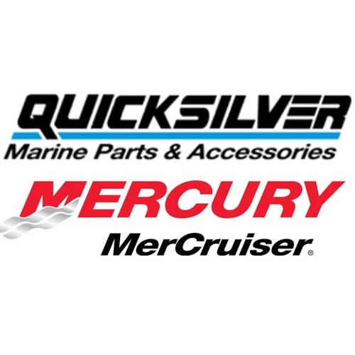 Decal, Mercury - Mercruiser 37-13723-28