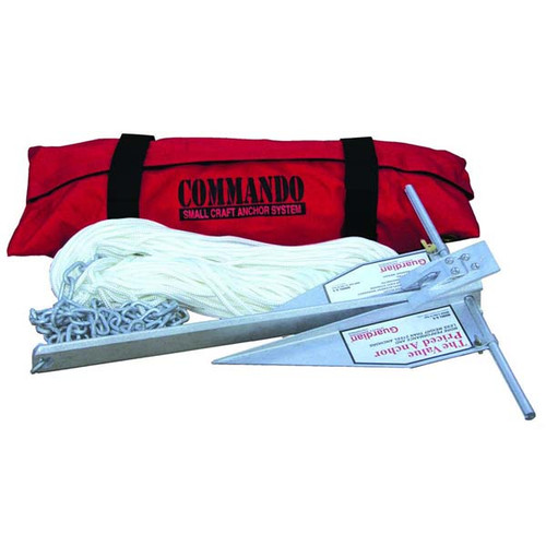 Fortress Commando Small Boat Anchor System