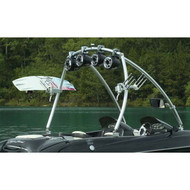 "Monster Tower MTE 2.25"" Polished Wakeboard Tower"