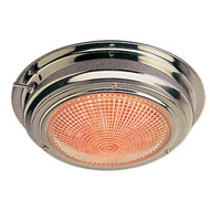 Sea Dog LED Stainless Steel Day - Night 12 Volt Dome Light