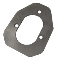 ROD HLDR BACK PLATE-80 SERIES