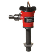 Johnson Livewell Aerator Pump - Straight Port