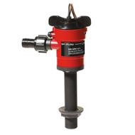 Johnson Livewell Aerator Pump - Straight Port
