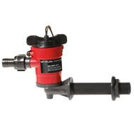 Johnson Cartridge Livewell Aerator Pump 90 Degree