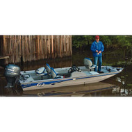 "Modified V-Hull Bass Boat 20'5"" to 21'4'' Max 96'' Beam"