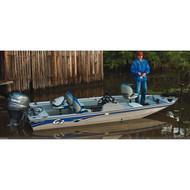 "Modified V-Hull Bass Boat 21'5"" to 22'4'' Max 96'' Beam"