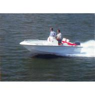 "V-Hull Bay Boat 17'5"" to 18'4"" Max 102"" Beam"