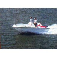 "V-Hull Bay Boat 19'5"" to 20'4"" Max 102"" Beam"
