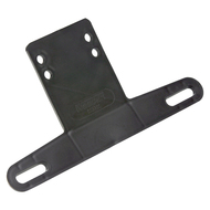 Wesbar License Plate Bracket