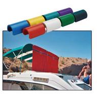 "Terricraft Creations Boat Bimini Clip 7-8"" (6 Pack ) - Assorted Colors"