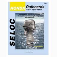Seloc Service Manual, Honda Outboards 1978-2001