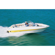 """V-Hull Outboard Integrated Platform 14'5'' to 15'4'' Max 76"""" Beam"""