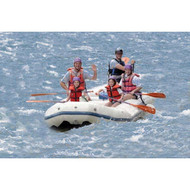 """Inflatable Raft Cover - 8'5"""" to 9'4"""" Max 55"""" Beam"""