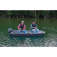 "Molded Plastic Bass Boat Cover Up To 9'6"" Max 48"" Beam"