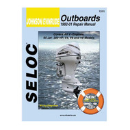 Seloc Service Manual, Johnson-Evinrude 1992 - 2001