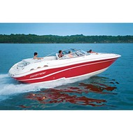 """V-Hull Outboard Extended Platform 27'5'' to 28'4'' Max 102"""" Beam"""