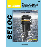 Seloc Service Manual, Mercury Outboard 1965 - 1989