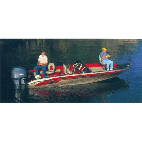 """Tournament Style Rounded Transom 17'5"""" to 18'4"""" Max 94"""" Beam"""