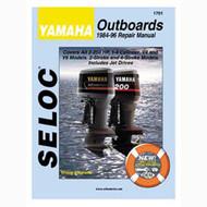 Seloc Service Manual, Yamaha Outboards 1984-1996