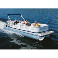 "Pontoon Full Cover 20'1"" to 21'0"" Max 96"" Beam"