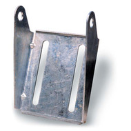 Boat Trailer Roller Galvanized Panel Bracket