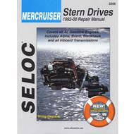 Seloc Service Manual, Mercruiser Sterndrive 1992 - 2000