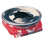 Sea Dog Marine Bean Bag Boat Ashtray w/ Stainless Steel Top