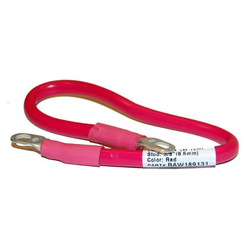 Ancor 4 Gauge Marine Battery Cable, Red