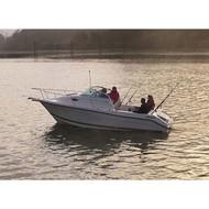 "Euro Walk Around Outboard 31'5"" to 32'4"" Max 102"" Beam"