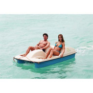 """Paddle Boat Cover  Up to 7'8"""" Max 65"""" Beam"""