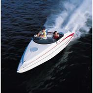 Ski Boat Outboard Boat Cover-   16.5-17.4Ft
