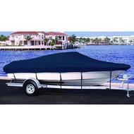 2006 Fisher 170 Hawk Sport Windshield PTM O/B Custom Boat Cover