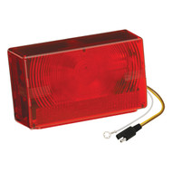 "Wesbar Submersible Over 80"" Trailer Tail Light"