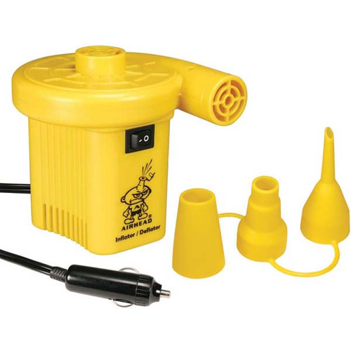 Airhead 12 Volt Air Pump for Inflatables