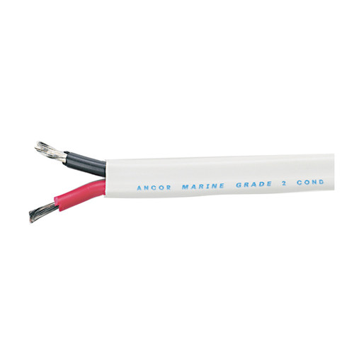 Ancor Marine Duplex Cable 2 Wire Red/Black