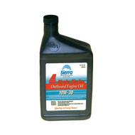 Sierra 10W30 4-Stroke Outboard Oil