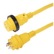 Marinco Shore Power Cord Plus 30 Amp Cord Plugs