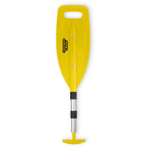 "Crooked Creek ABS Telescoping Paddle - 24""- 36"""